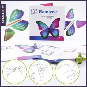 Grab a Gift - Magic Butterfly Mailing Vlinderkaart