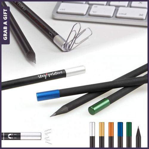 Grab a Gift - Magneet potloden bedrukken met logo