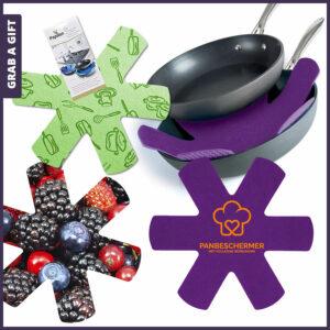 Grab a Gift - Panbeschermers met Full Colour Bedrukking of fotoprint