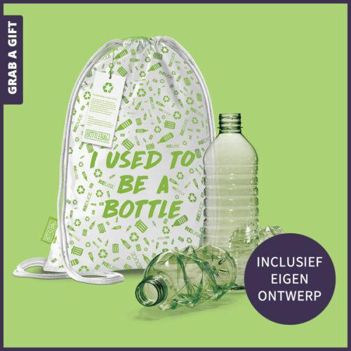 Grab a Gift Relatiegeschenken - BottleBag Pack Bedrukken