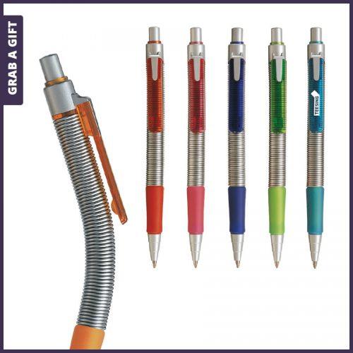 Grab a Gift - Libra pen rondom bedrukken met logo